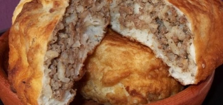 Мцхетури гвезели - рецепт грузинских пирожков (1)