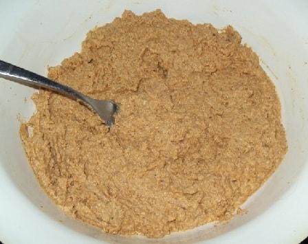 Толма с грецкими орехами и специями (3)