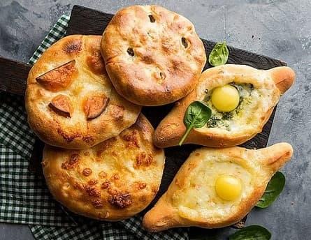 Традиции и эксперименты в грузинской кухне (1)