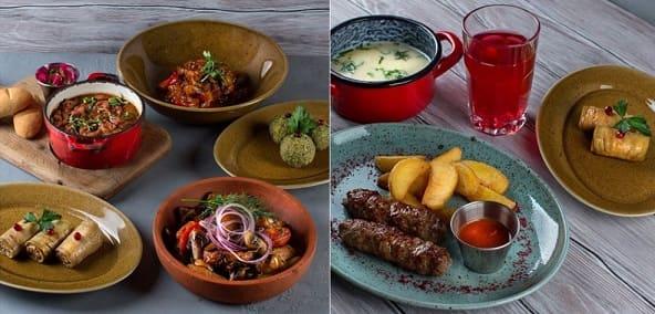 Традиции и эксперименты в грузинской кухне (2)