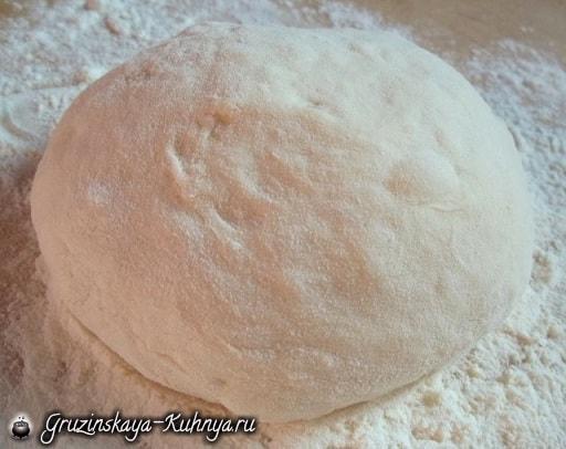 тесто для лобио с лапшой (2)