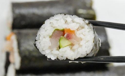 Как правильно приготовить рис для суши в домашних условиях (3)