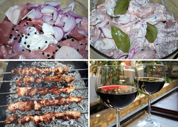 Как приготовить вкусный шашлык