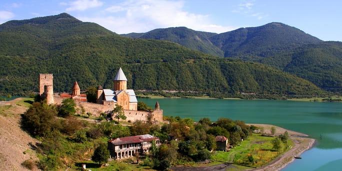 Отправляемся в самую гостеприимную страну - Грузию (2)