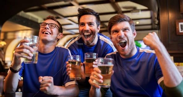 Где смотреть трансляции по футболу в Москве
