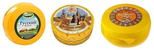 Изготовление, состав и хранение Российского сыра (2)