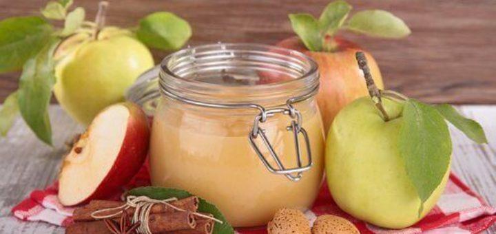 Яблочное пюре на зиму. Рецепт для детей (2)