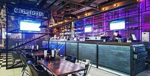 Сварня - сеть пивных ресторанов (3)
