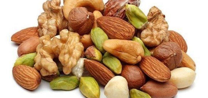 Полезные свойства орехов (1)