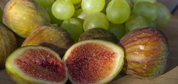 Польза винограда, инжира и яблока (3)