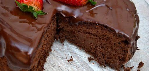 Диетический шоколадный торт. Рецепт по Монтиньяку (2)