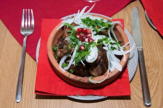 Грузинская кухня в Сочи (4)