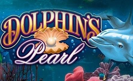 Dolphins Pearl - автомат с дельфином в главной роли