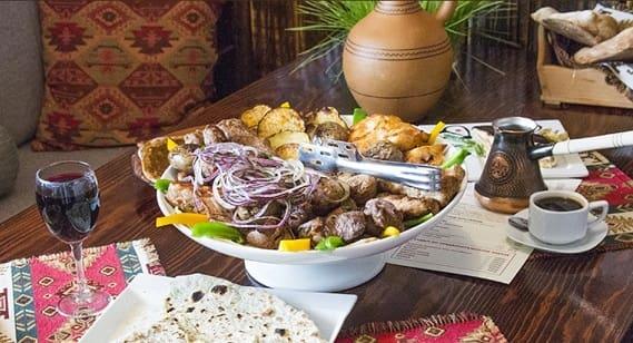 Лучший кавказский ресторан для банкета (3)