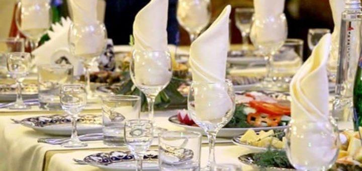 Лучший кавказский ресторан для банкета