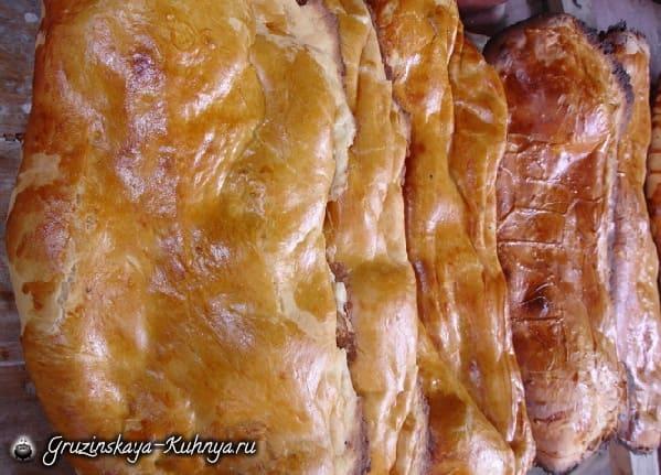 Назуки- рецепт сладкого грузинского хлеба (1)