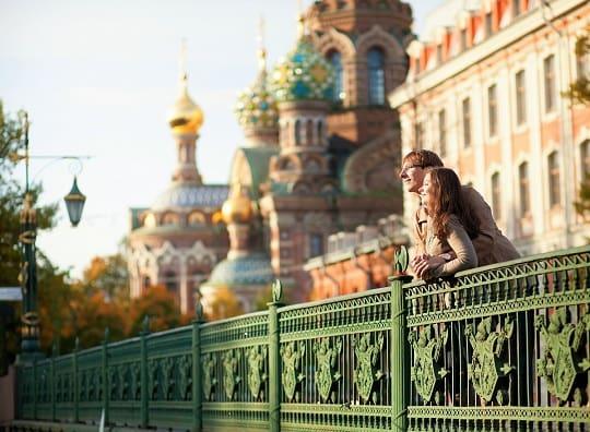 Романтичное путешествие в Петербург (2)