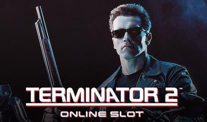 Terminator 2 - символы, призы и неожиданные бонусы