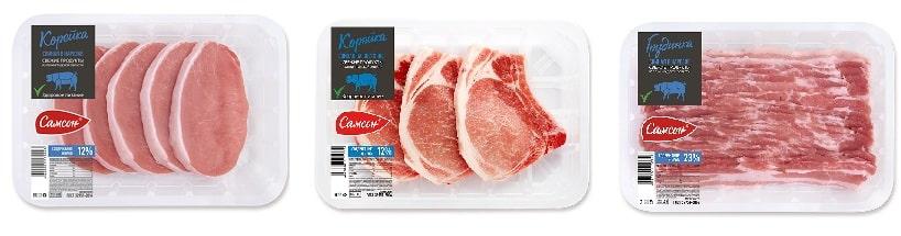 Мясные продукты от компании Самсон (2)