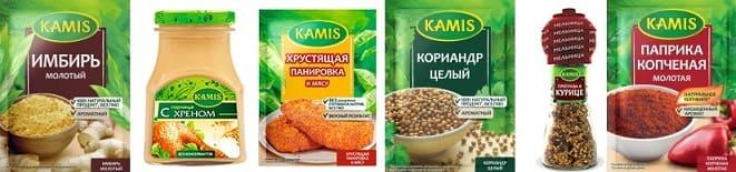 Специи, приправы и вкусовые ингредиенты Kamis (3)