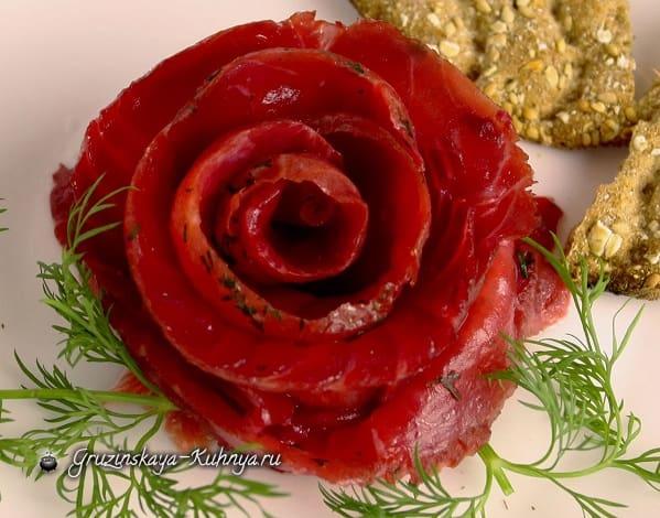 Красный гравлакс - рецепт маринованного лосося (1)