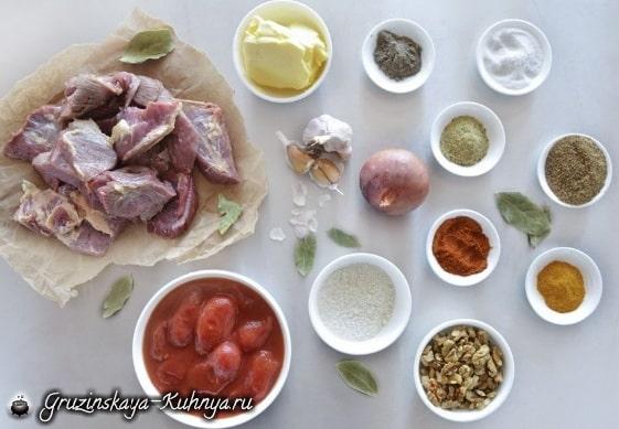 Рецепт харчо по-мегрельски (4)