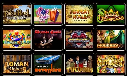 «Vulkan» - лучшие игровые автоматы от известных разработчиков