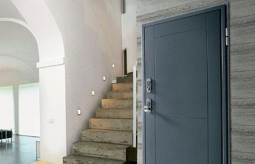 Какими должны быть качественные входные двери из стали