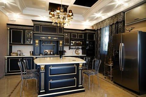 Дизайн кухни - выбор стиля (2)