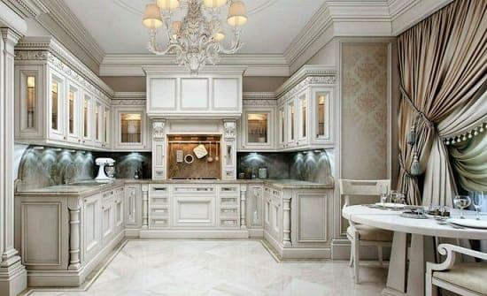 Дизайн кухни - выбор стиля (21)