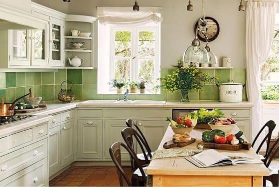 Дизайн кухни - выбор стиля (3)