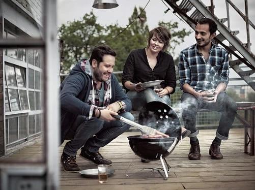 Почему лучше готовить на гриле с закрытой крышкой (3)