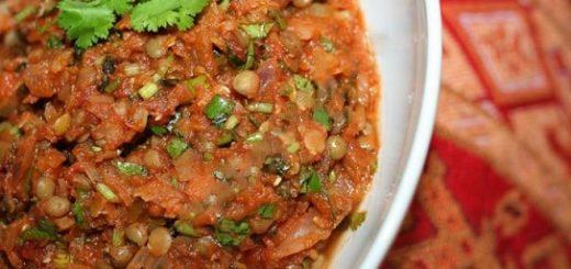 Чечевица с овощами по-грузински (1)