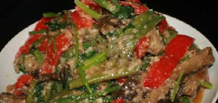 Овощное рагу с сельдереем и орехами (2)