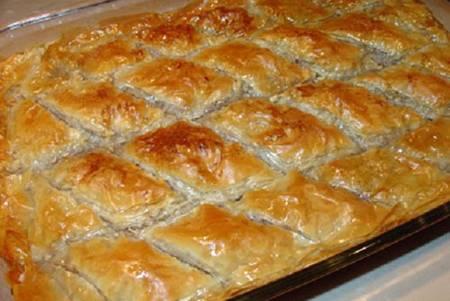 Пахлава. Грузинский рецепт (2)