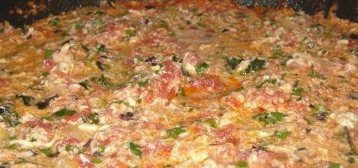 Чижи-бижи - рецепт грузинской яичницы (2)
