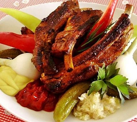 Рецепт жаркого из свиных ребрышек (3)