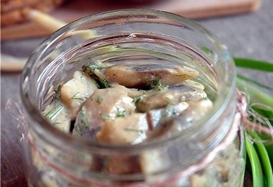 Сельдь в горчичном маринаде (1)