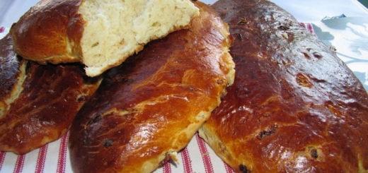 Грузинский сладкий хлеб НАЗУКИ