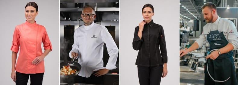 Особенности профессиональной одежды для повара (2)