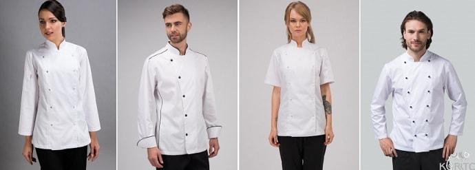 Особенности профессиональной одежды для повара