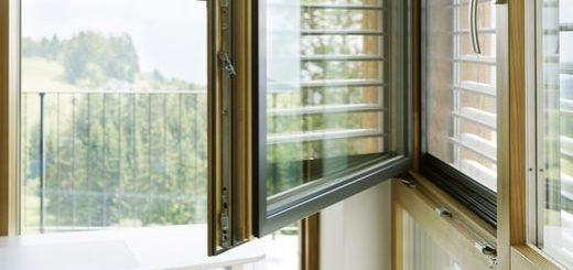 Дерево-алюминиевые окна - преимущества и недостатки (1)