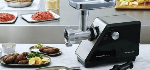 Японская мясорубка Panasonic MK-ZJ2700 высокой мощности