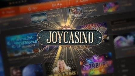 Джойказино – для активных и азартных