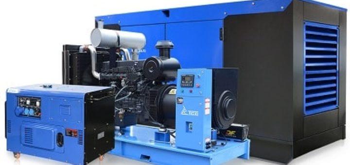 Чем промышленные дизельные генераторы отличаются от бытовых