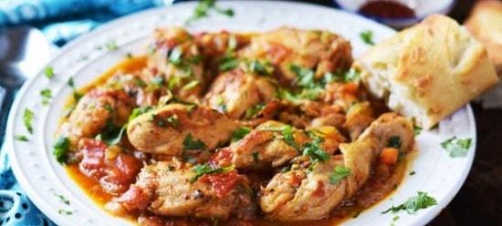Ужин с настоящей грузинской кухней у вас дома (2)