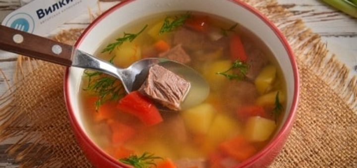Суп – это просто, вкусно и полезно (2)