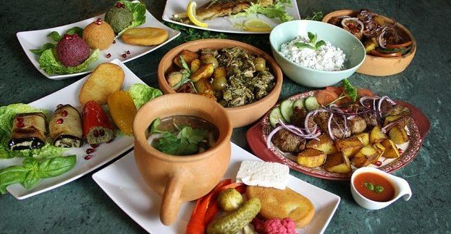 Грузинский ресторан - доставка (1)