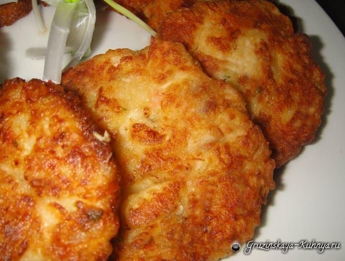Вкусные котлеты из вареной курицы