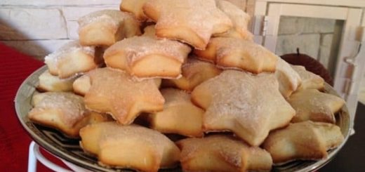 Печенье на сметане. Что может быть лучше домашнего свежеиспеченного печенья (1)